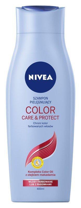 NIVEA Hair Care Szampon COLOR Care & Protect 400ml