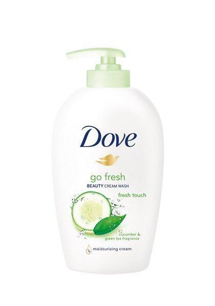 Dove Go Fresh Touch Mydło w płynie z pompką