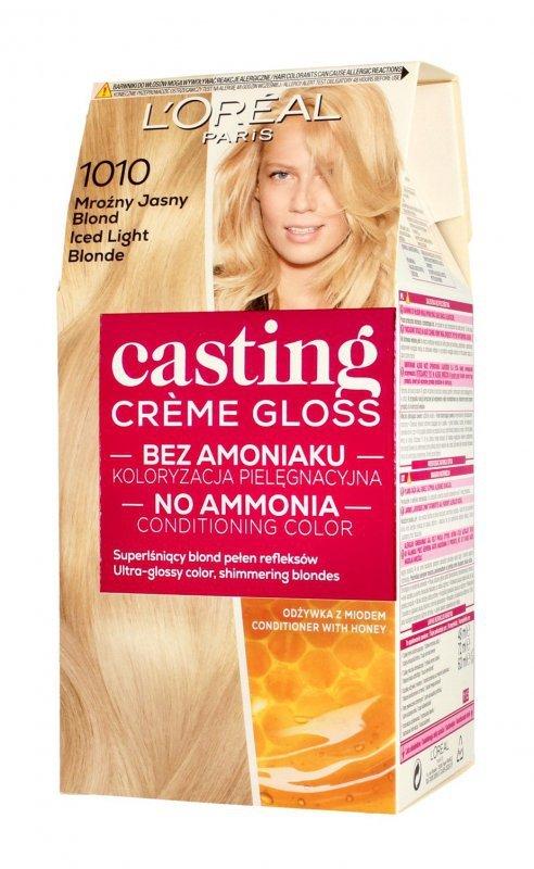 Casting Creme Gloss Krem koloryzujący nr 1010  Lodowy Blond 1op.
