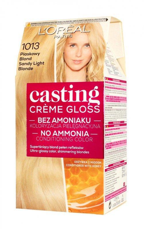 Casting Creme Gloss Krem koloryzujący nr 1013 Piaskowy Blond 1op.