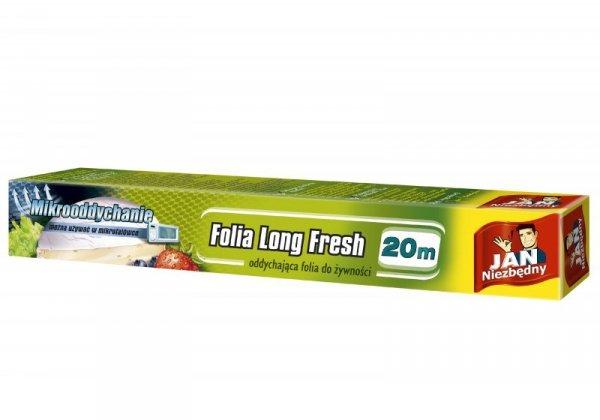 Sarantis Jan Niezbędny Folia do żywności Fresh  20m