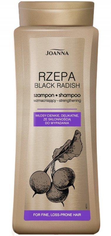 Joanna Rzepa Szampon wzmacniający do włosów cienkich  400ml