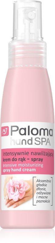 Paloma Hand Spa  Intensywnie nawilzający krem do rąk w sprayu
