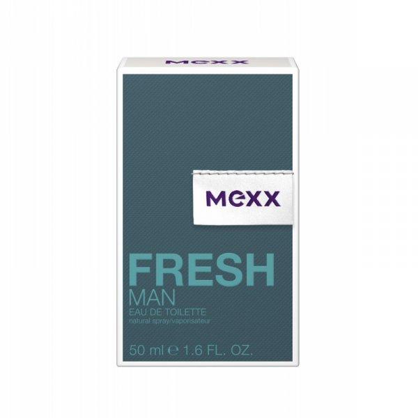 Mexx Fresh Man Woda toaletowa 50ml