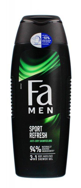 Fa Men Xtreme Sports Żel pod prysznic 400ml