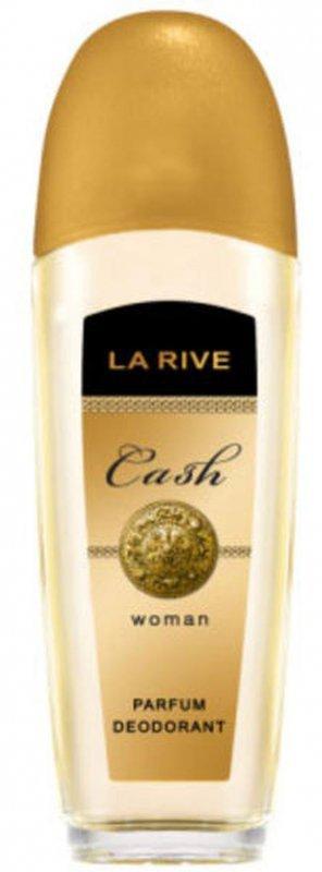 La Rive for Woman Cash dezodorant w atomizerze 75ml