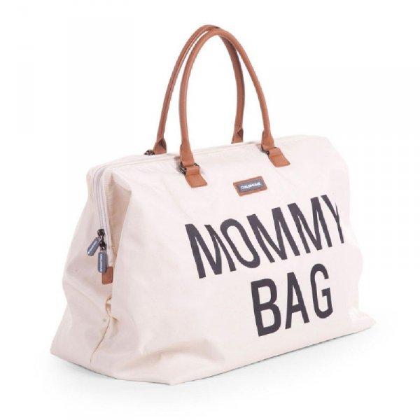 Childhome Torba Mommy Bag Kremowa