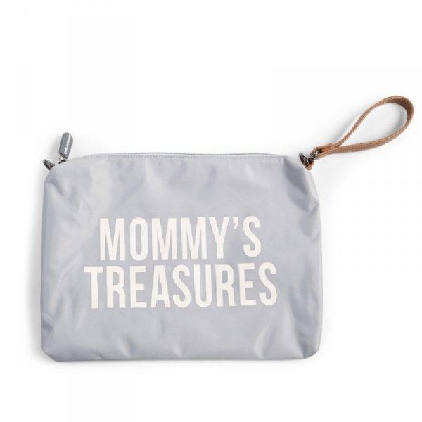 Childhome Torebka Mommy's Treasures Szara