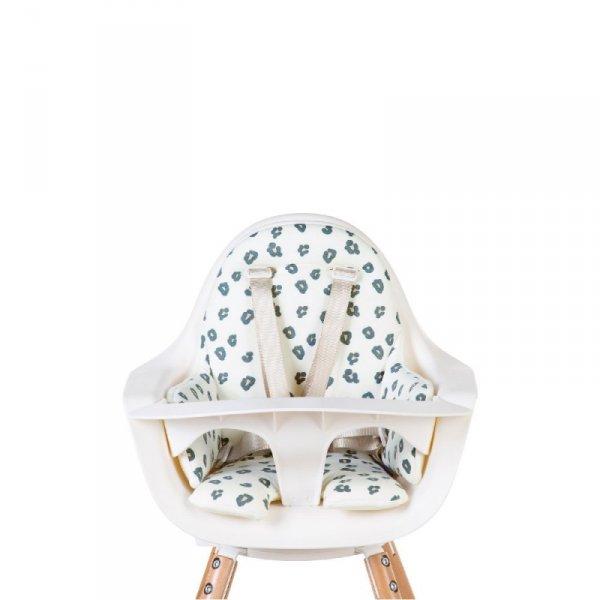 Childhome Dwustronny ochraniacz do krzesełka Evolu 2 Jersey Leopard