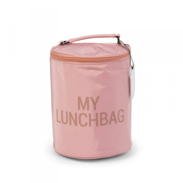 Childhome Śniadaniówka My Lunchbag Różowa