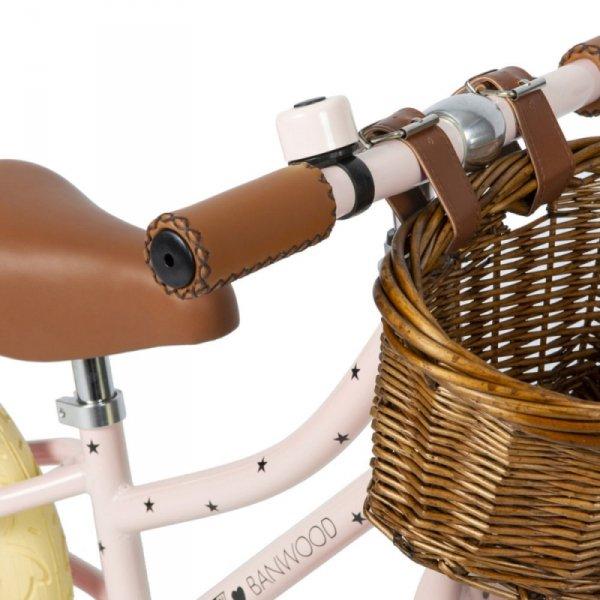 Banwood FIRST GO! rowerek biegowy bonton pink