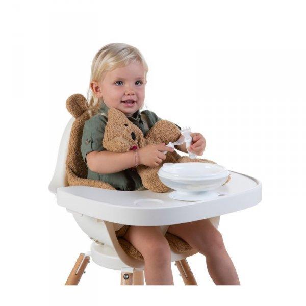 Childhome Dwustronny ochraniacz do krzesełka Evolu 2 Teddy Bear