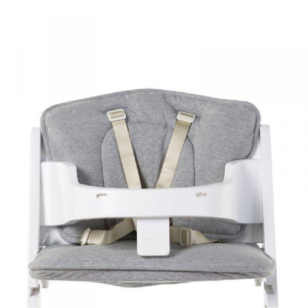 Childhome Ochraniacz do krzesełka Lambda Jersey Grey