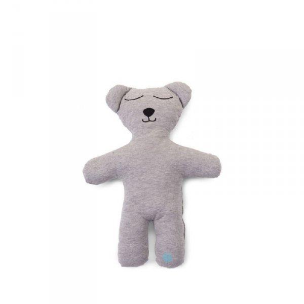 Childhome Poduszka Miś 40 cm Jersey Grey