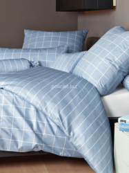 Janine mako-satyna modernClassic niebieska 39025 155x200