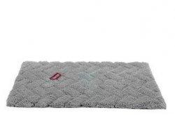 Dywanik łazienkowy Deska jasny szary 50x80, 70x120