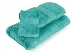 Ręcznik jednolity turkusowy 700g - 50x100, 70x140