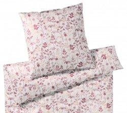 Elegante pościel interlock jersey Herbage hibiscus 3538 155x200