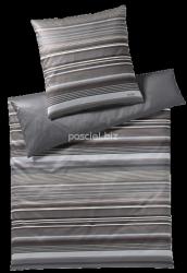 Joop pościel mako-satin Micro lines stone shades 4099 135x200