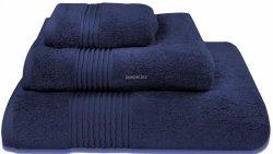 Nowoczesny ręcznik jednolity granat 700g - 30x50, 50x100, 70x140