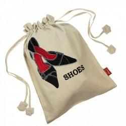 Worek na buty dla dziewczynki