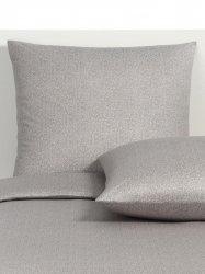 Elegante pościel mako-jersey Millum 3465 graphit 155x200