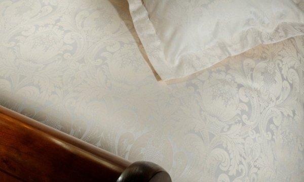 Curt Bauer pościel mako-żakardowa Florenz beige 2680 155x200