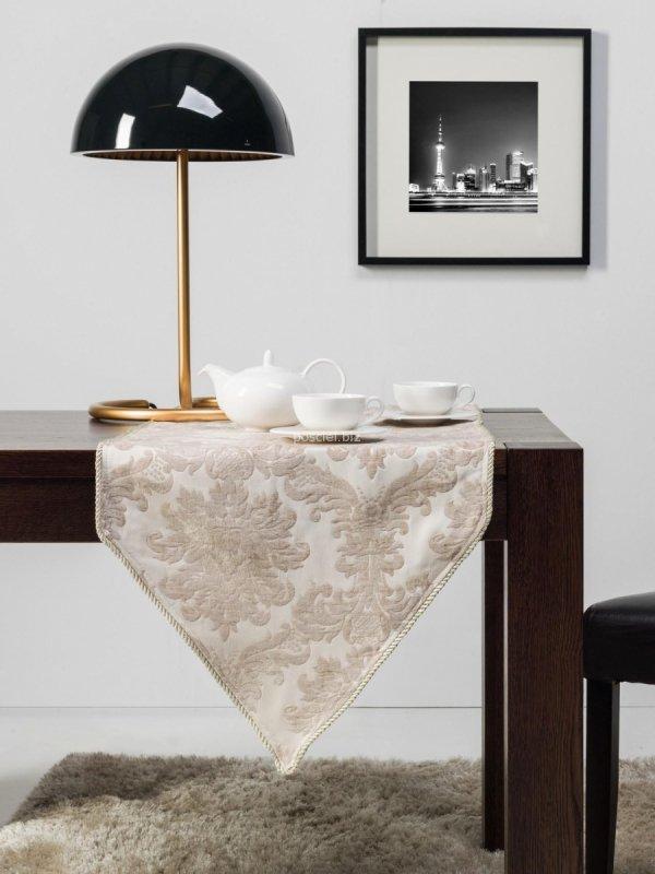 Obrus dekoracyjny cappucino