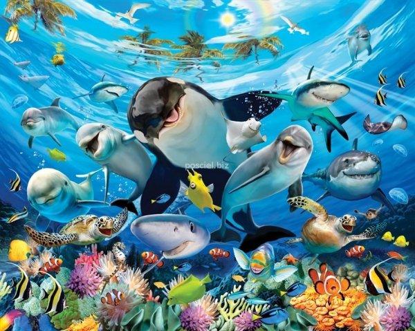 Tapeta 3D Walltastic - Sea Adventure