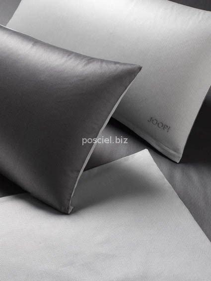 Joop pościel mako-satin Micro Pattern silber 4040 155x200