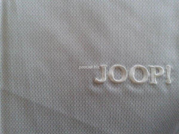 Joop pościel mako-satin Micro Pattern  silber 4040  135x200