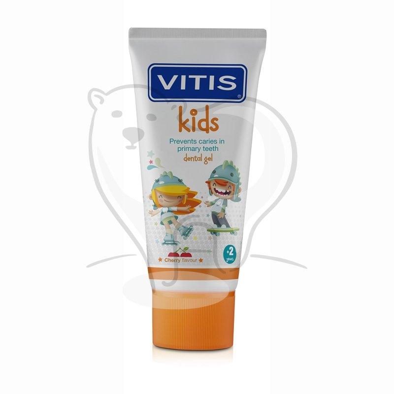 VITIS KIDS - pasta do zębów dla dzieci powyżej 2 roku życia