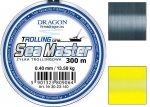 yłka Dragon SEA MASTER Trolling 300m 0.50 mm/19.10 kg szara