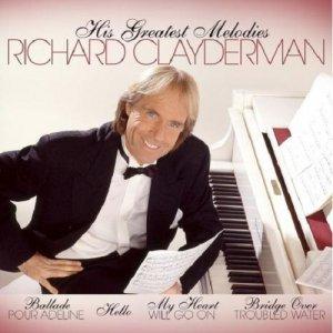 Richard Clayderman - His Greatest Melodies [LP]