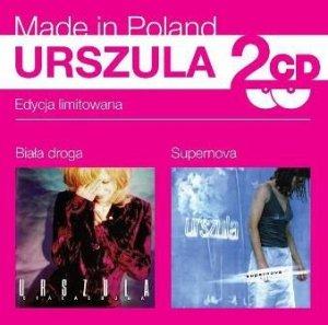 Urszula - Biała Droga/Supernova [2CD]