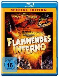 Płonący Wieżowiec [Blu-ray]