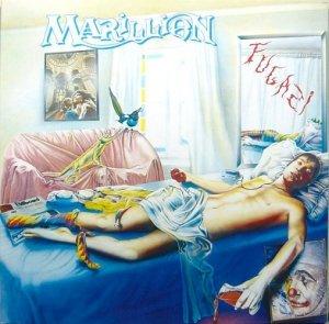 Marillion - Fugazi [LP]
