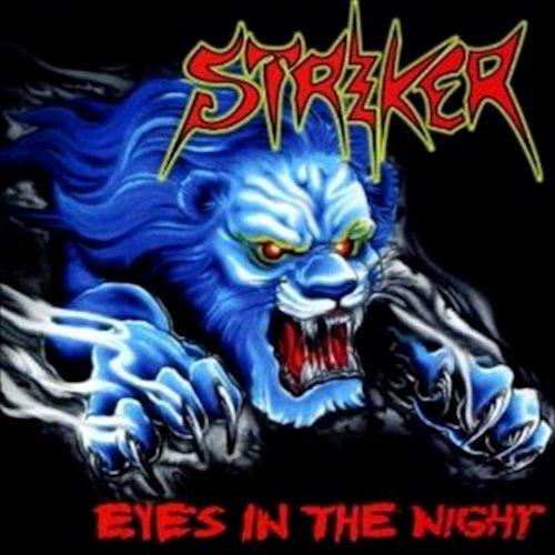 Striker - Eyes In The Night [CD], Okładka