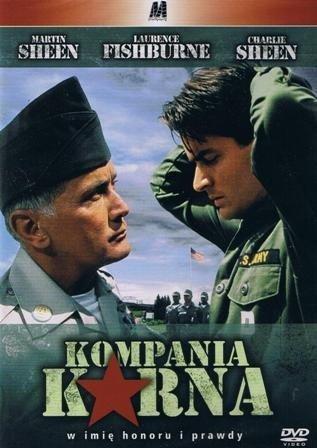 Kompania Karna [DVD], Okładka