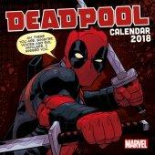 Deadpool - Oficjalny Kalendarz 2018