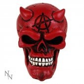 Czerwony Diabeł - gałka do dźwigni zmiany biegów