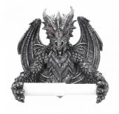 Obsidian Dragon - uchwyt na papier toaletowy