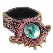 Oko Smoka - czerwona szkatułka