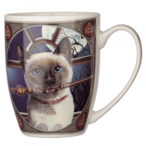 Hokus Pokus Kot Hocus Pocus Cat magiczny kubek z kotem, projekt: Lisa Parker