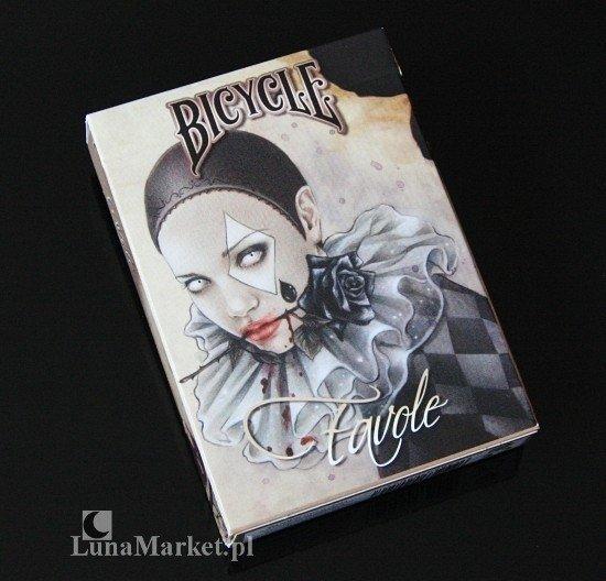Favole Victoria Frances - klasyczne karty do gry marki Bicycle