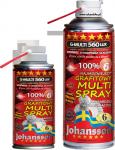 Multispray z grafitem G-MULTI 560 LUX 400ml