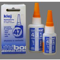 Klej plexi, ABS, poliwęglanu, polistyrenu MULTIBOND-431