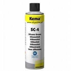 Olej silikonowy SC-4 Kema NSF spray 500ml