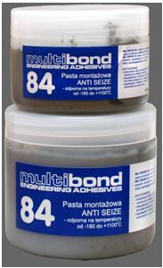 Pasta montażowa ANTI SEIZE Multibond 84 500g