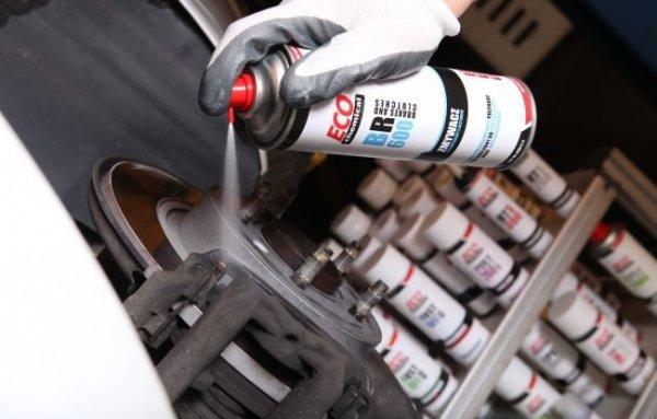 Zmywacz przemysłowy z acetonem BR-600 Ecochemical 500ml